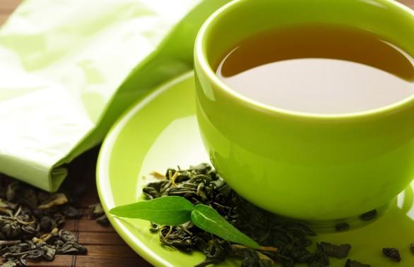 зеленый-чай