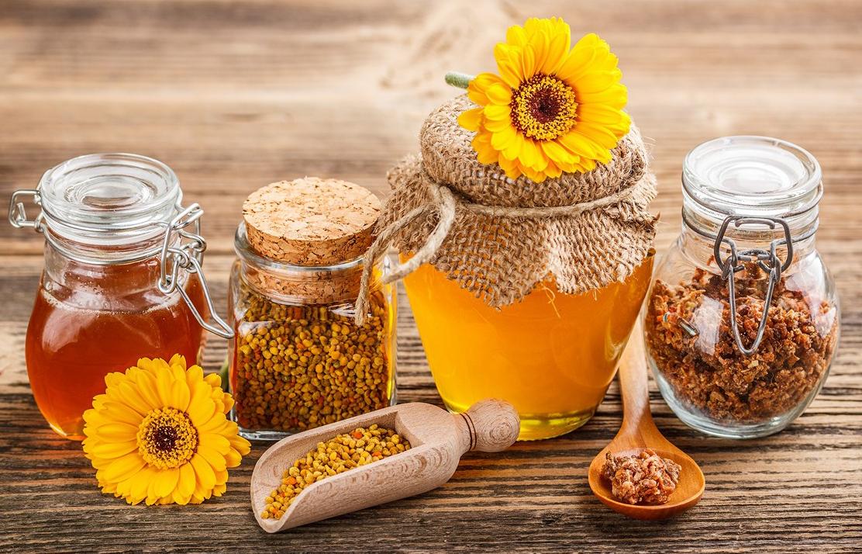 Применение цветочной пыльцы в лечебных целях